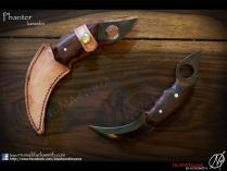 "karambit ""Phanter"""