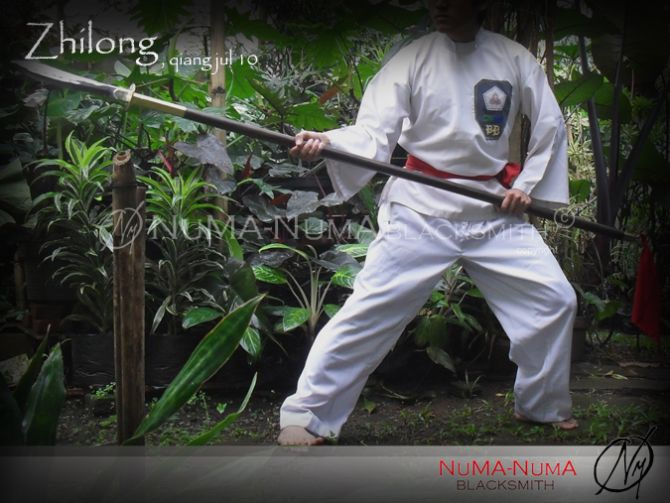 Chinese weapon zhilong qiang 4 sdc11900